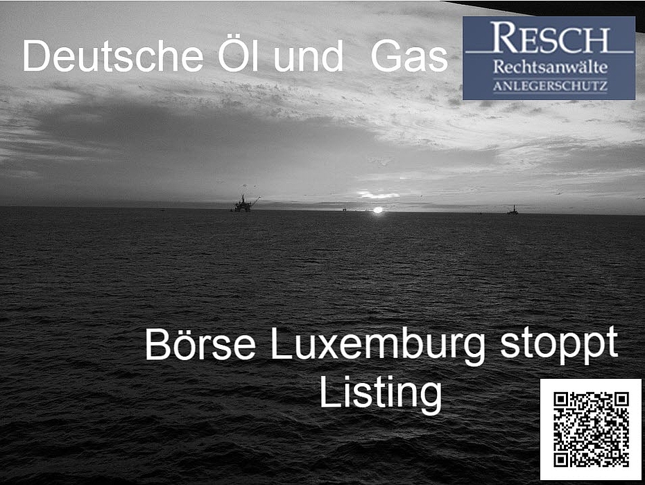 Kein Listing Boerse Luxemburg